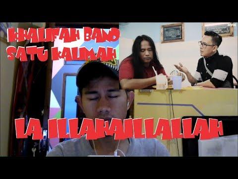Khalifah #Satu kalimah - INDONESIAN REACT TO MALAY SONG #10
