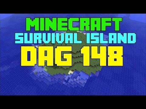 Minecraft - Survival island - Dag 148 ''Het is terug!''