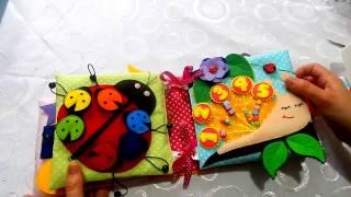 Развивающая книжка малышка Детская радость (26)Австрия