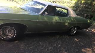 1970 Chevrolet Caprice 454 cui Start up and running