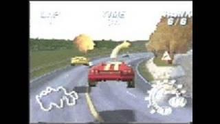 Automobili Lamborghini Nintendo 64 Gameplay_1997_10_22_1