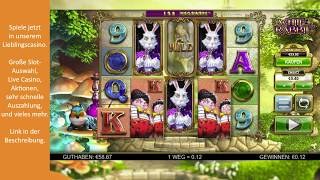 White Rabbit // Big win mit 0.40€ Einsatz