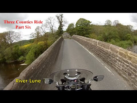Paul & Lynn's 3 Counties Potter Ride-Pt 6