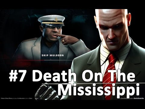 Hitman Blood Money [#7 Death on the Mississippi] Silent Assassin