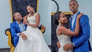 WATCH Oyebade Adebimpe Weds Lateef Adetola Adedimeji
