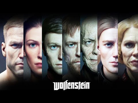 Wolfenstein: The New Order All Cutscenes (Game Movie) Full Story 1080p
