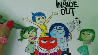 INSIDE OUT ☼ Drawing Riley