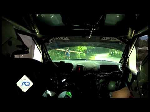 CIR - 42° San Marino Rally Cameracar P.S. 6 Scandola - D'Amore 06/07/2014