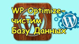 видео Оптимизация базы данных и очистка от мусора WordPress