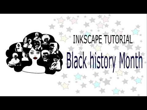 How To Convert JPEG To Svg / Black History Month Figures