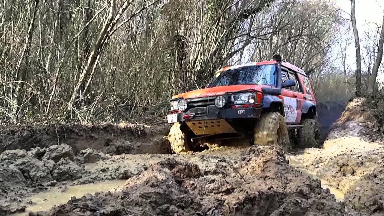 Land Rover Offroad Show Discovery Td5 Amp Defender 90 Tdi