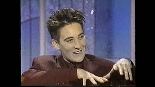 k d lang - interview on sexuality - Arsenio Hall 2/23/90 part 2 of 2