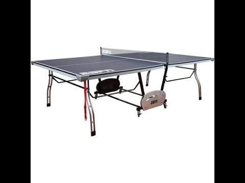 ESPN Table Tennis   Tennis Tables At Walmart ESPN Tennis Table   YouTube