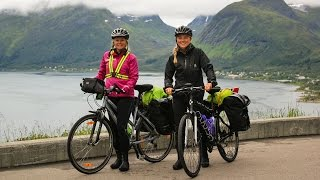 The Arctic Coast Cycling Tour - FULL MOVIE