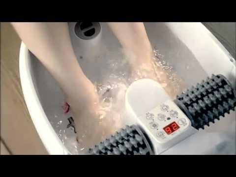 foot spa magic spa youtube youtube. Black Bedroom Furniture Sets. Home Design Ideas
