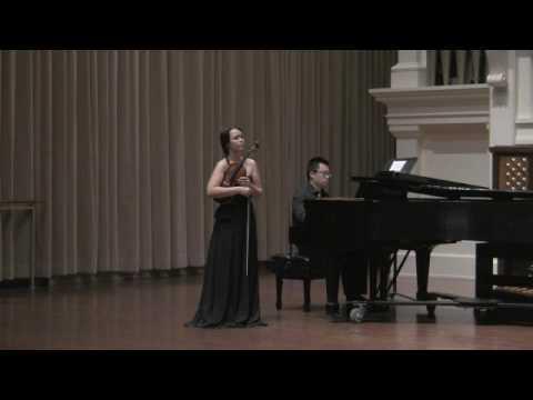 Sibelius Violin Concerto Excerpt