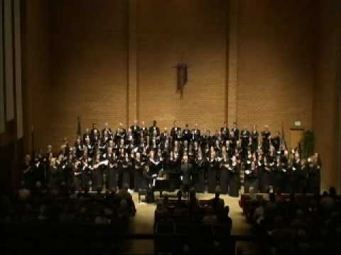 She Walks in Beauty - Inland Master Chorale