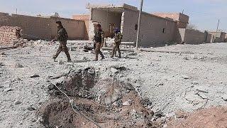 Tabka Hava Üssü IŞİD'den kurtarıldı