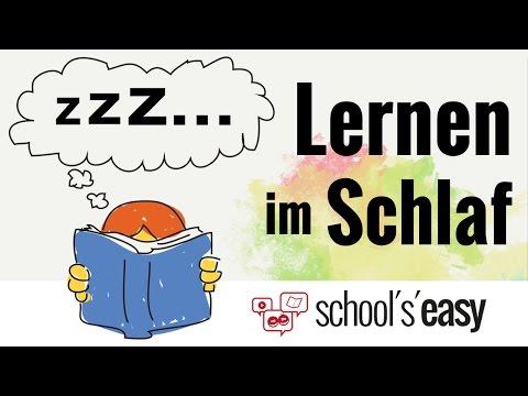 Lernen im Schlaf - Funktioniert das?