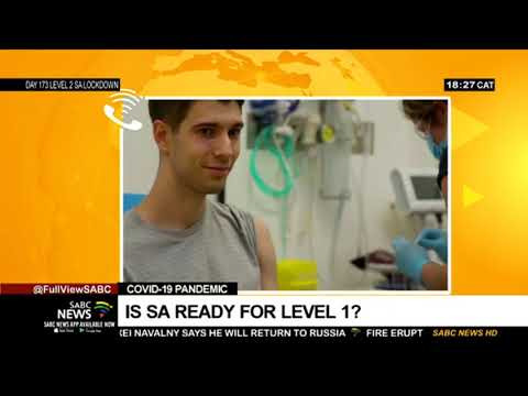 Is South Africa ready to move to Lockdown Level 1?