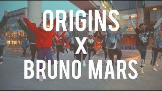 ORIGINS x BRUNO MARS TRIBUTE