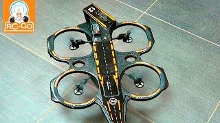 квадрокоптер (дрон) WL Toys Q202 обзор
