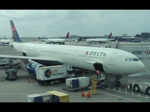 Full Trip Report: Delta Airlines Airbus A330-300 [N824NW] JFK-LAX as DAL419