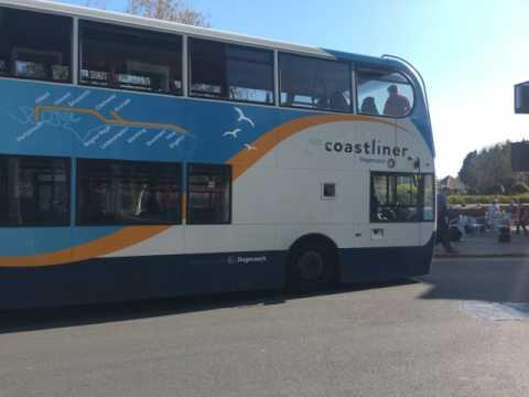 Coast To By Coastliner 700 Bus