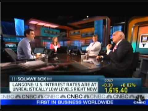 "Ken Langone - Obama is ""Dividing Us"", ""Unpresidential"", ""Petulant"" 7-28-11"