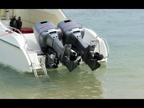 Avoiding Outboard Motor Theft - get the low down from Marine Insurance Experts Bishop Skinner