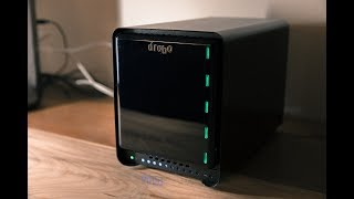 70+ Terabytes of storage! Seagate BarraCuda Pro 14TB & Drobo 5D3