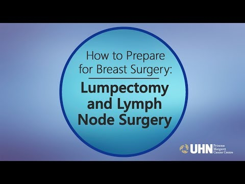 How to Prepare for Breast Surgery: Lumpectomy and Lymph Node Surgery