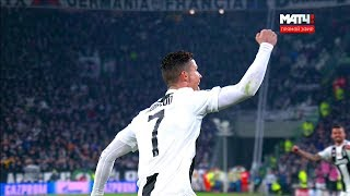 Cristiano Ronaldo Vs Atletico Madrid Home 18-19 HD 1080i By zBorges