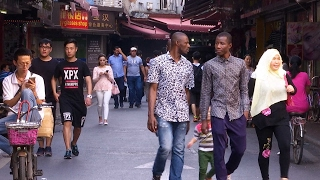 Africans in Guangzhou Episode 1: Major challenges Africans face