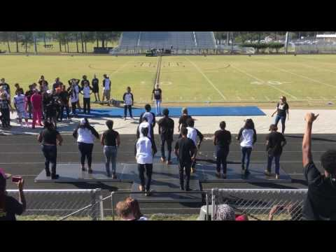 Havelock High School Step Team