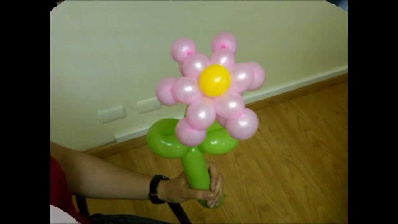 Figuras hechas con globos l globoflexia figures made - Hacer munecos con globos ...