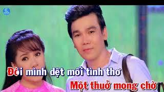 TINH NHO MAU QUEN - KARAOKE SONG CA [ NGOC HUONG ]