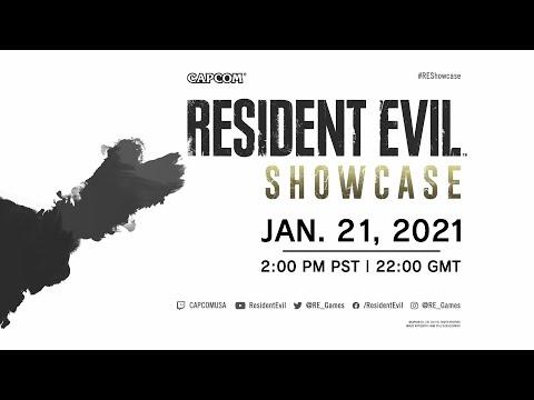 Resident Evil Showcase – January 2021 | Teaser