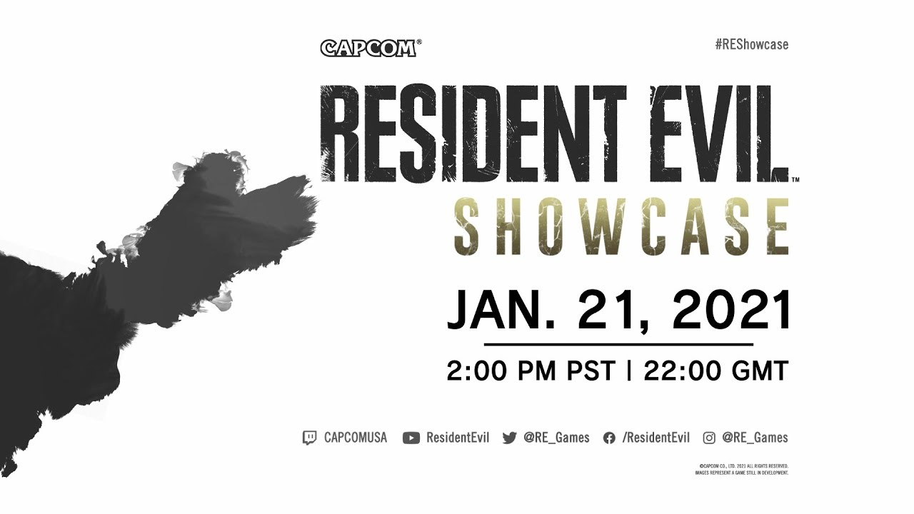 Resident Evil Showcase - January 2021 | Teaser