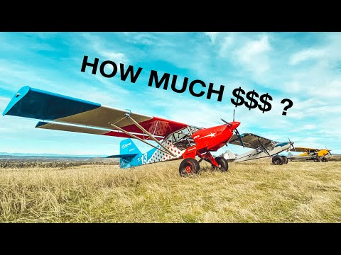 What Does It Really Cost to Own and Fly Your Own Plane?