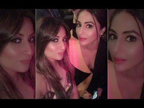 OMG! Hina Khan & Urvashi Dholakia Double The Evil- Kasautii Zindagii Kay's Komolika Met Komolika