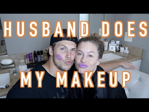 My Husband Does My Make Up... | Shawn Johnson