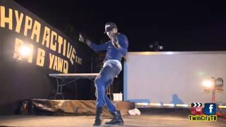 DANCEHALL KING COMPETITION 2014 Flava Expression