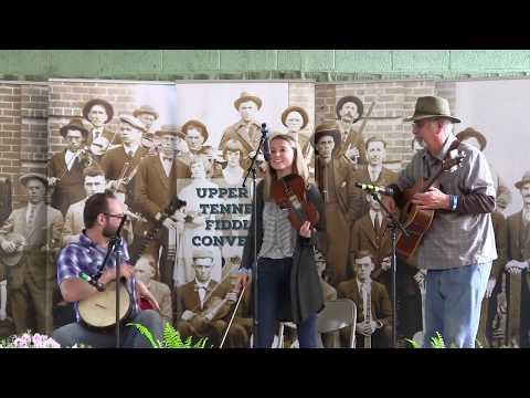 """John Browns Dream"" MaeleeTaylor- Fiddle, Upper East Tennessee Fiddler's Convention, 4/28/2018"