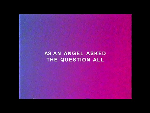 James Pringle - The Scroll (Lyric Video)