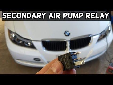 Secondary Air Pump Relay Bmw E90 E91 E92 E93