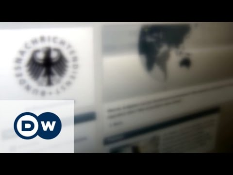 Cybercrime - Industrial espionage and the BND | Made in Germany