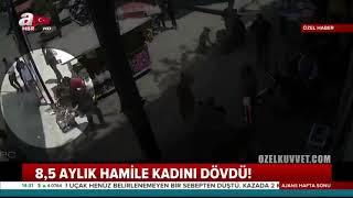 Hatay'da hamile kadına saldıran itin cezasını Türk