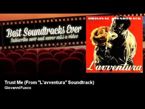 """Giovanni Fusco - Trust Me - From """"L'avventura"""" Soundtrack (1960)"""