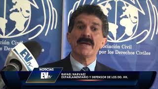 El régimen viola el derecho político y a la libertad de expresión - Noticias EVTV 01/24/20